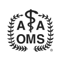 image of aaoms logo circle